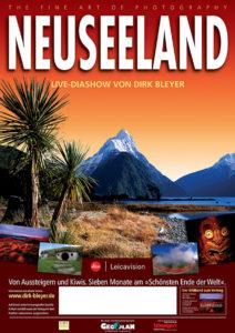 Dirk Bleyer: Neuseeland – von Aussteigern und Kiwis